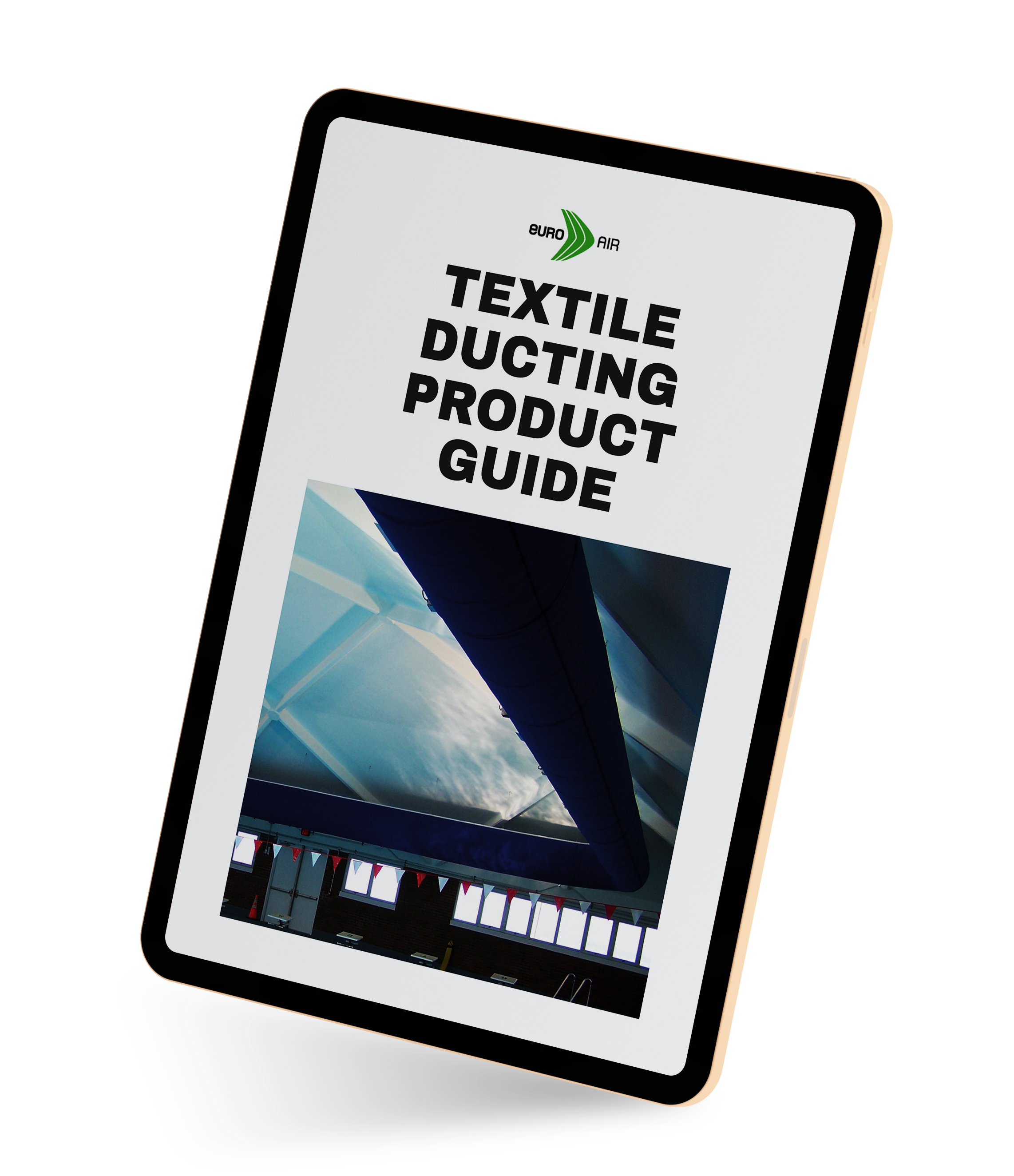 Textile ducting product guide e-book preview